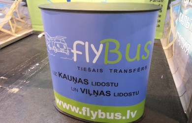Fly Bus galdins