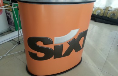 SIXT Pop Up galdins